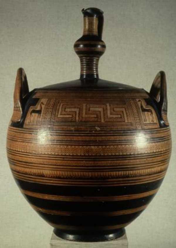 Bramarte viaggio nella storia dell 39 arte greci pittura for Vaso attico